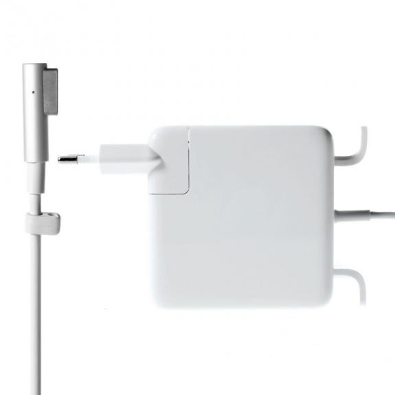 """AppleKing nabíječka / adaptér pro Apple MacBook Pro 15"""" a 17""""- 85W s konektorem MagSafe (tvar L) / A1343, A1222 - možnost vrátit zboží ZDARMA do 30ti dní"""