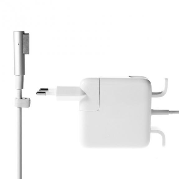 """AppleKing nabíječka / adaptér pro Apple MacBook Air 13"""" a 11"""" - 45W s konektorem MagSafe (tvar L) / A1374 - možnost vrátit zboží ZDARMA do 30ti dní"""