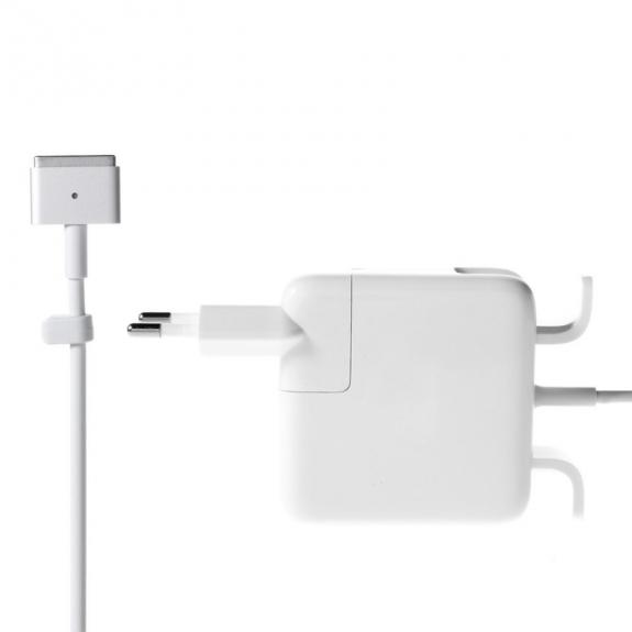 """AppleKing nabíječka / adaptér pro Apple MacBook Air 13"""" a 11"""" - 45W s konektorem MagSafe 2 (tvar T) / A1436 - možnost vrátit zboží ZDARMA do 30ti dní"""