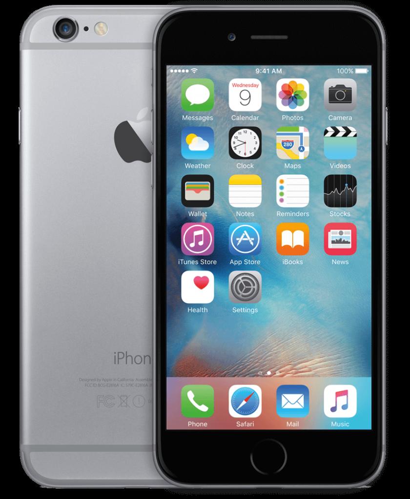 iPhone 6 tech zone