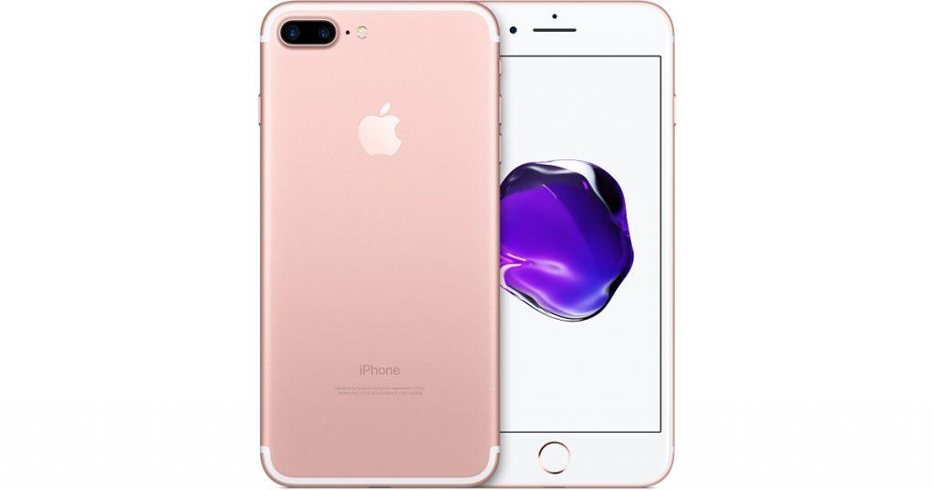 iPhone 7 Plus tech zone