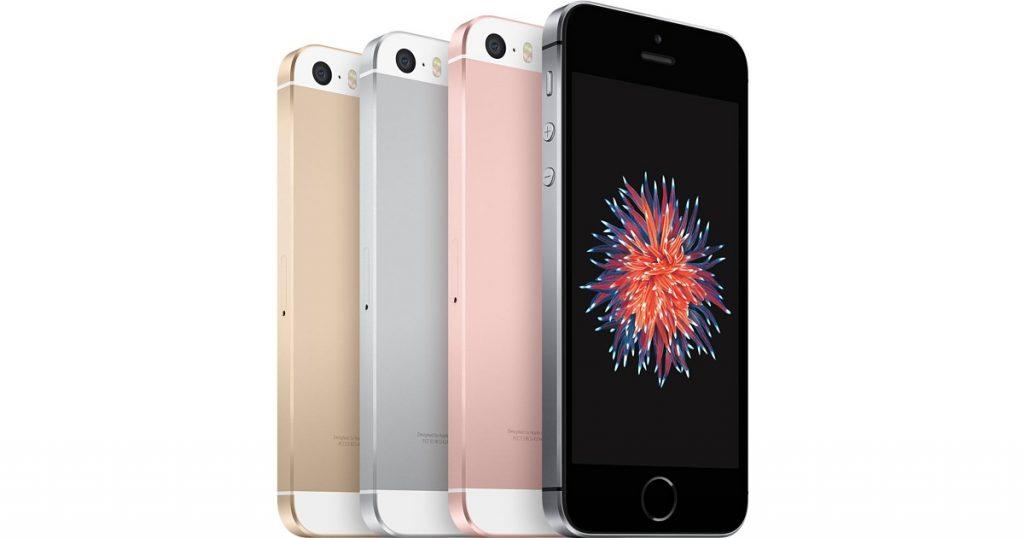 iPhone SE tech zone