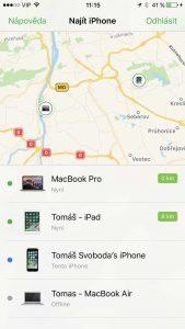 Jak najít ztracený iPhone, Jak sledovat iPhone