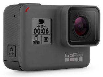 kamera iPhone GoPro HERO6