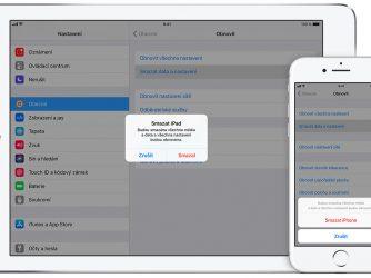 Jak odhlásit iPhone ze všech služeb apřipravit kprodeji?