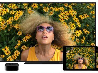 Jak propojit iPhone s TV