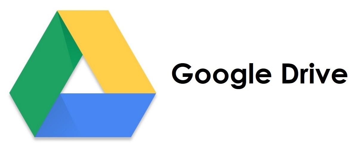 Google Drve - cloudové úložiště
