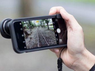 Jk fotit iPhonem v základních režimech