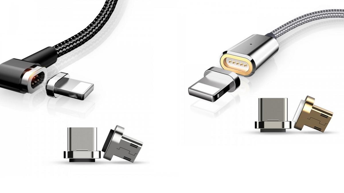 iPhone - magnetický Lightning kabel