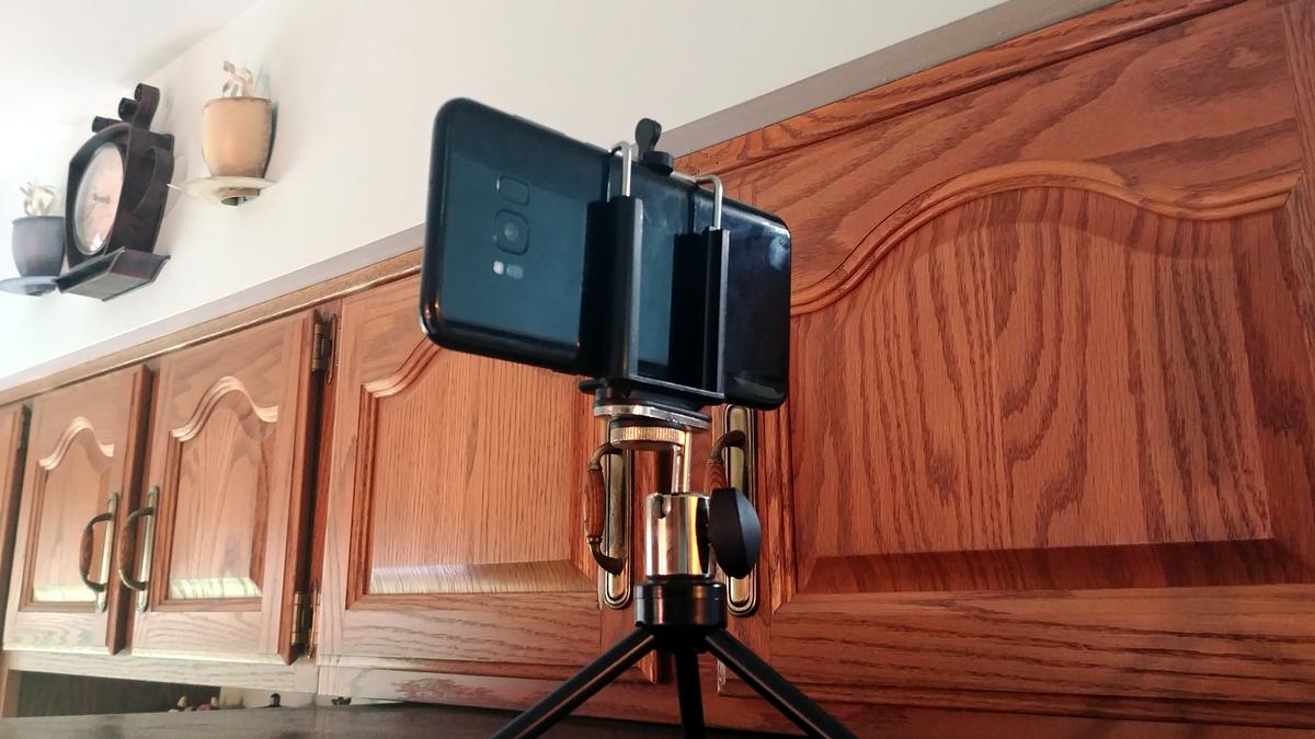 Alfred - kamera - zabezpečení domácnosti