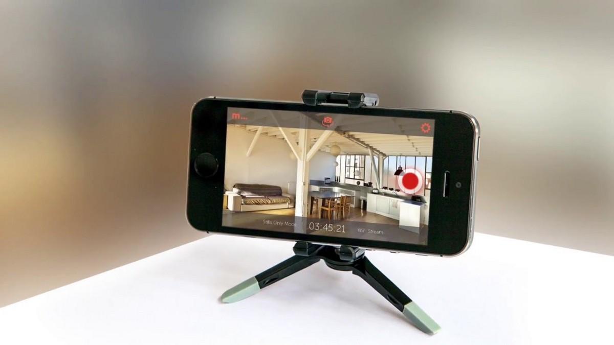 Alfred - natáčejte domácnost na kameru