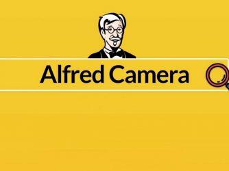 Alfred Security Camera: Sledujte domácnost odkudkoliv