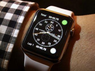 Jak zrychlit Apple Watch