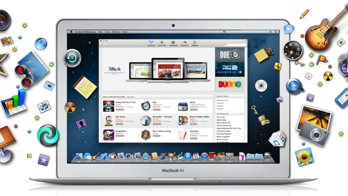macOS aplikace pro každý den
