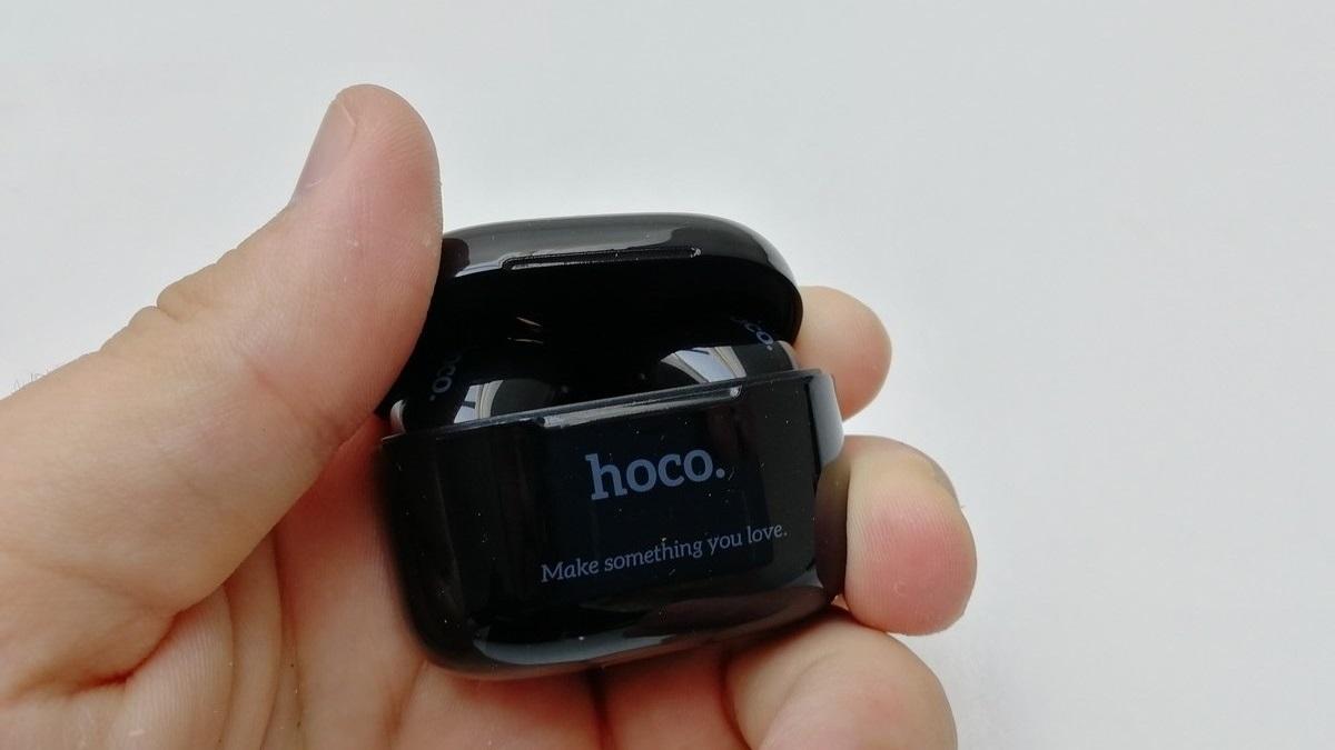 Bezdrátová sluchátka ES10 hoco. pro iPhone