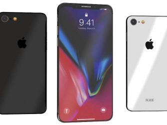 Plánovaný iPhone9 nabídne dual SIM adisplej svýřezem