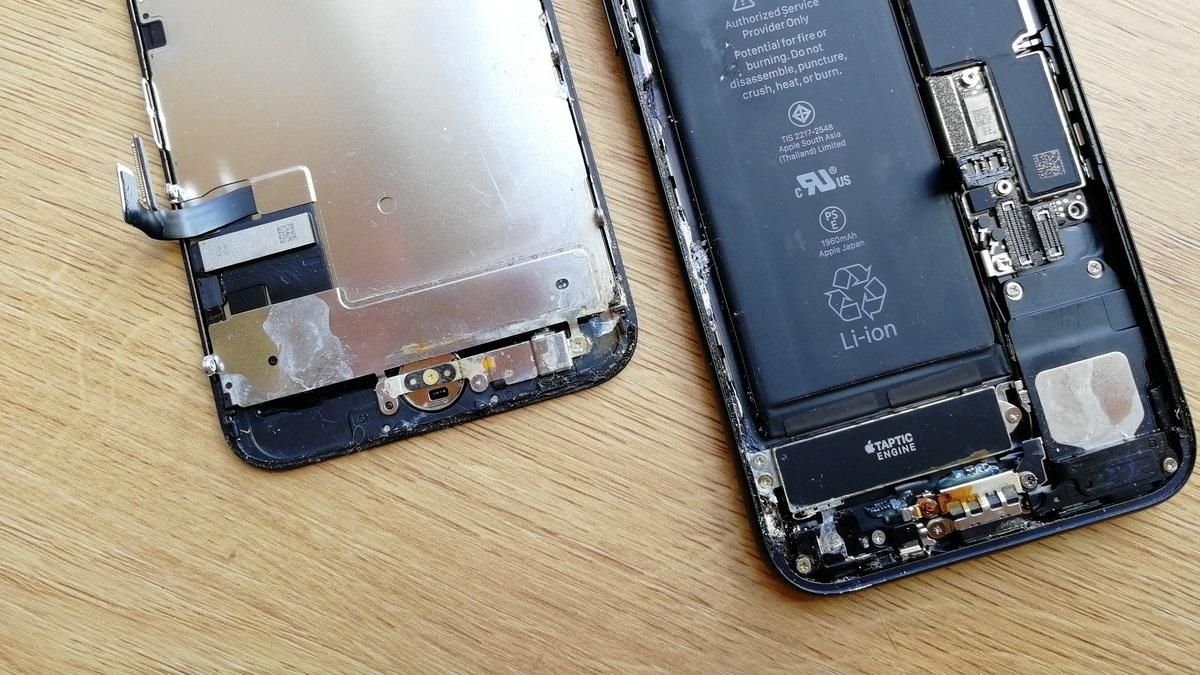 iPhone 7 impermeabil
