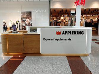 Otevřeli jsme expresní Apple servis vOC Olympia Brno