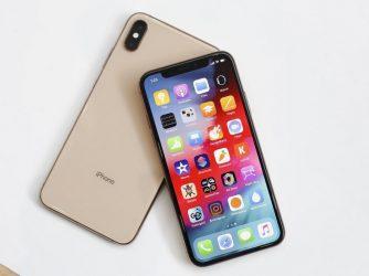 iPhone XS: Vlastnosti avhodné příslušenství