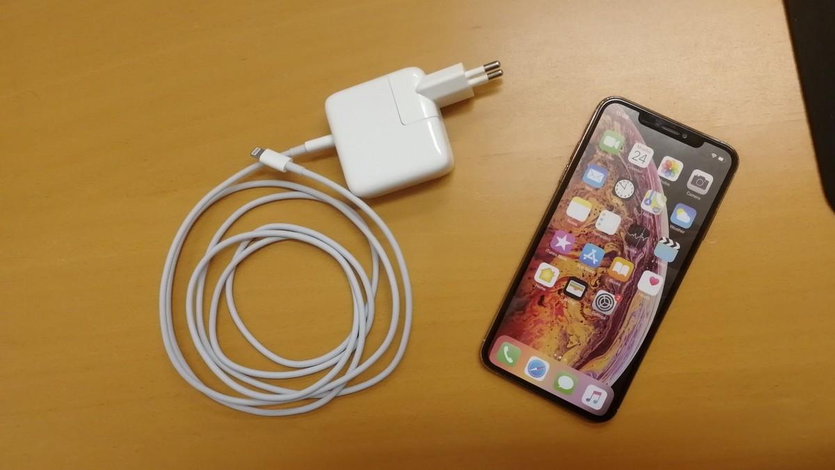 iPhone - milyen gyorsan töltődik