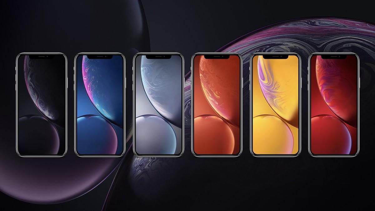 iPhone XR - mobilní telefon