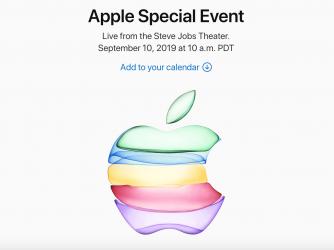 Apple Event 2019 proběhně již tradičně vDivadle Steva Jobse.