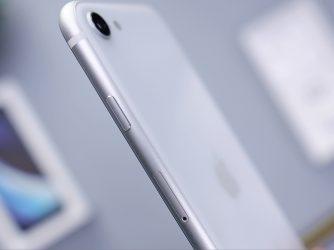 Vynucený restart naiPhonu SE provedete snadno