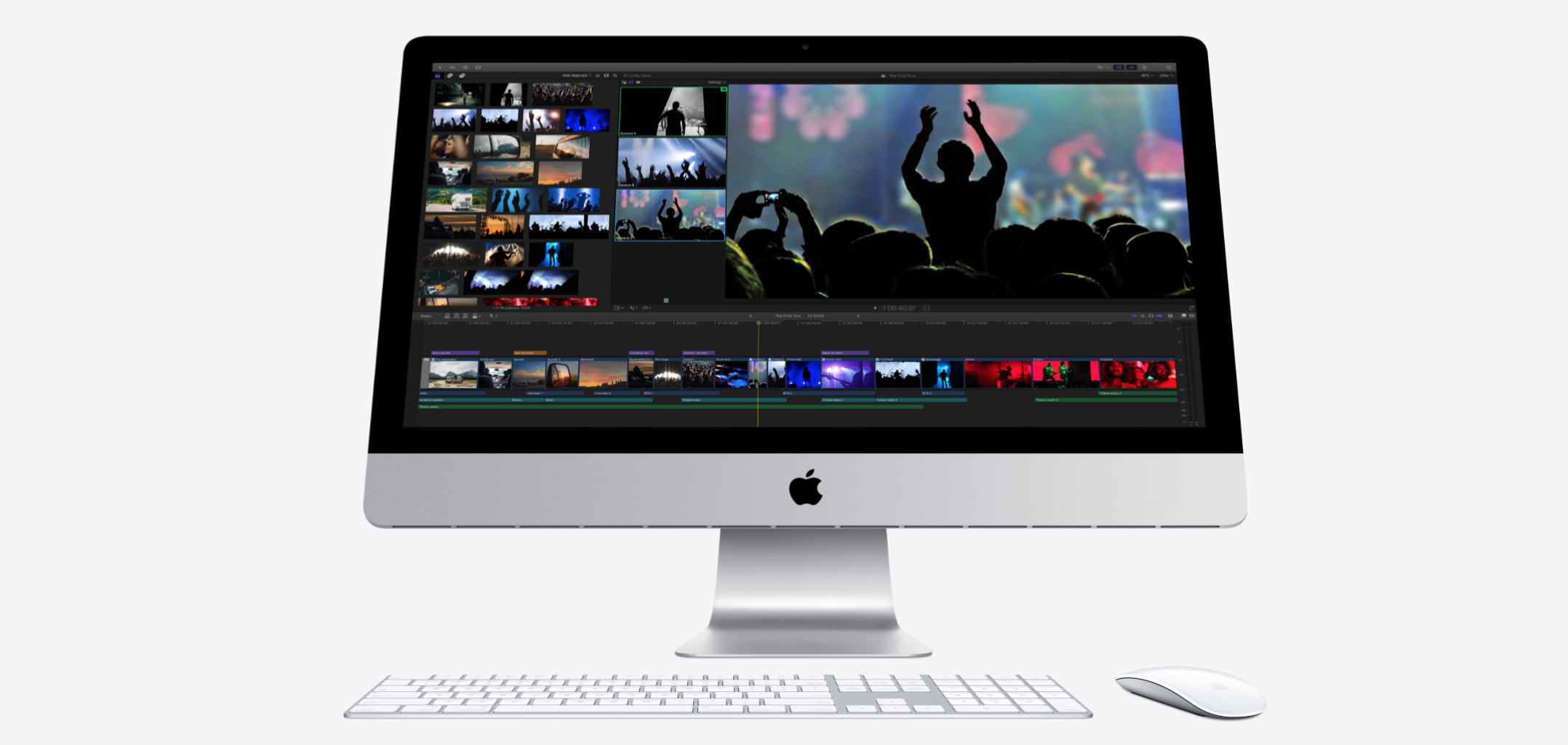 Apple vydal 27″ iMac (2020)