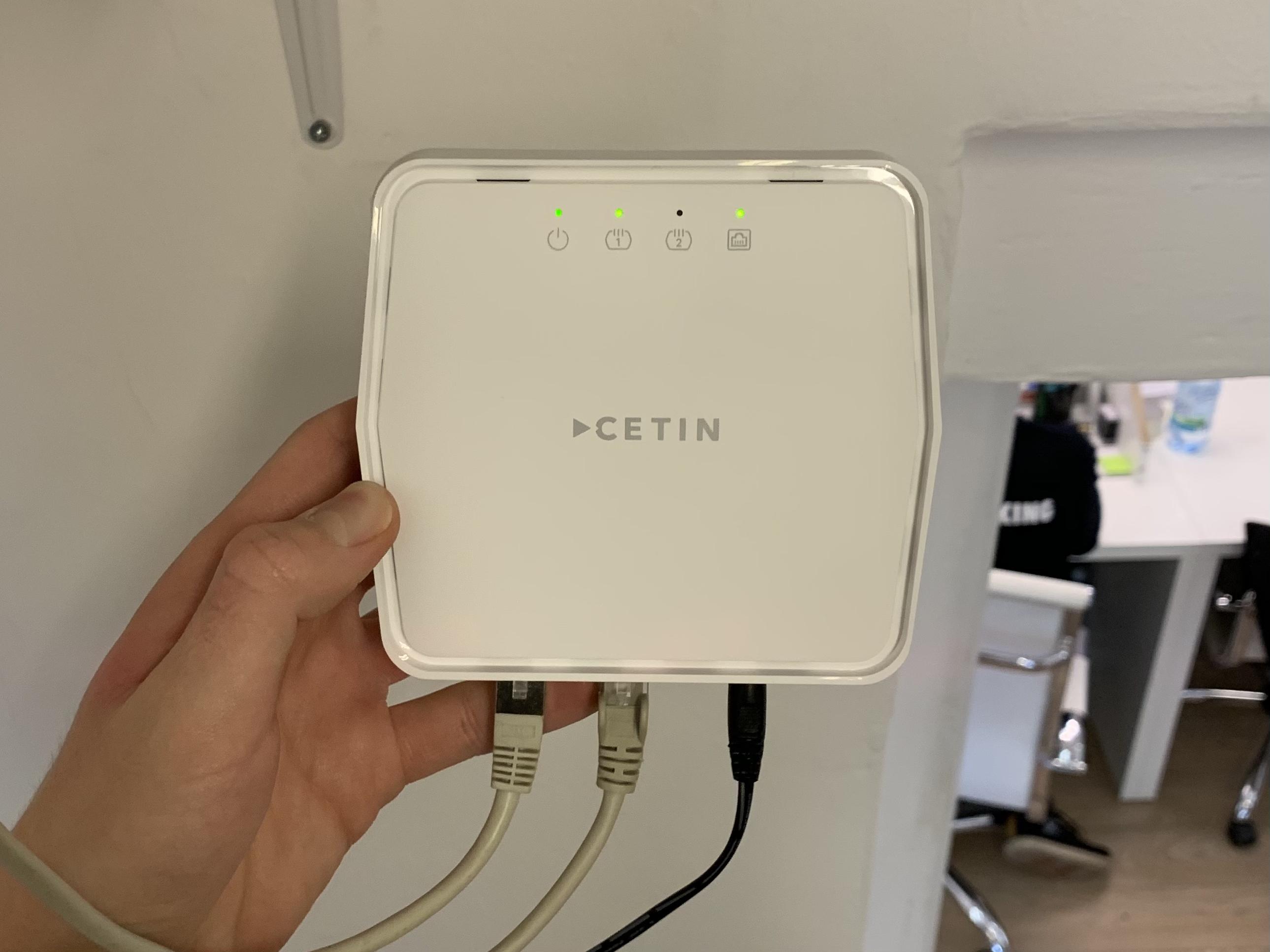 Terminátor zrychlí DSL připojení – nové zakončení sítě CETINu