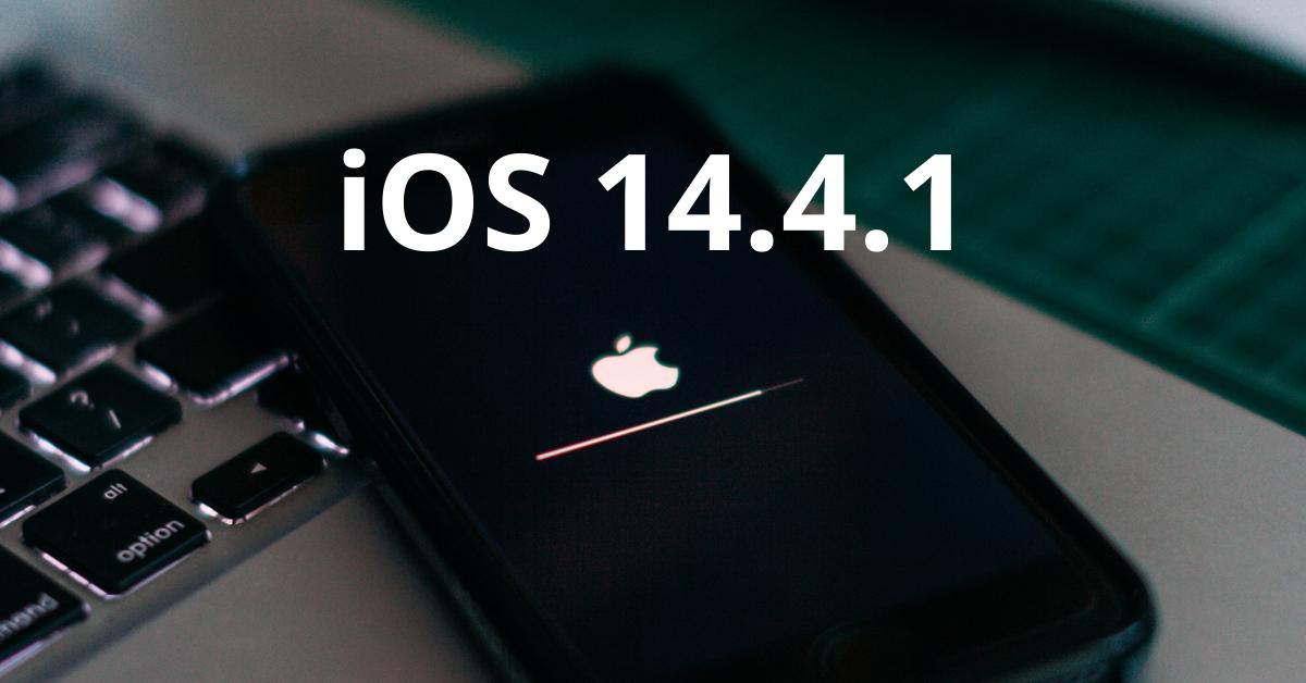 Aktualizace iOS 14.4.1 opravuje bezpečnostní chyby
