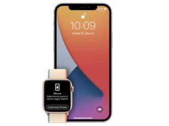 Jak povolit odemknutí iPhonu pomocí Apple Watch, když máte roušku?