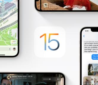 iOS 15 si nainstalujete již dnes. Naco se můžete těšit?