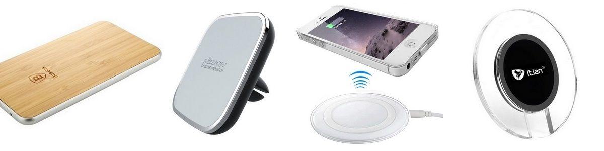 Bezdrátové nabíjení pro iPhone