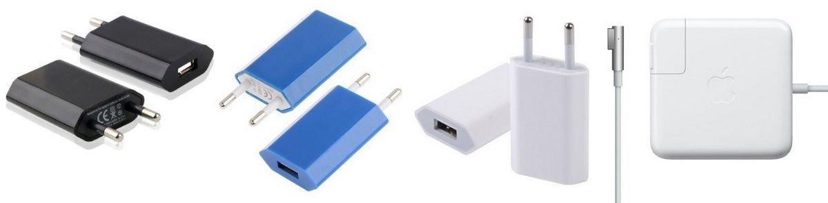 Nabíječka do zásuvky pro iPhone, iPad, Mac