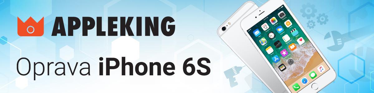 Servis a oprava iPhone 6S