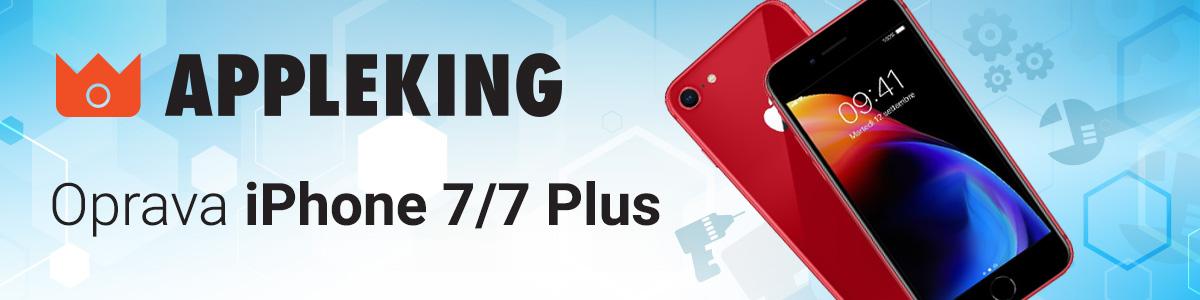 Servis a oprava iPhone 7 / 7 Plus