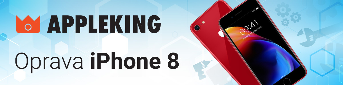 Servis a oprava iPhone 8