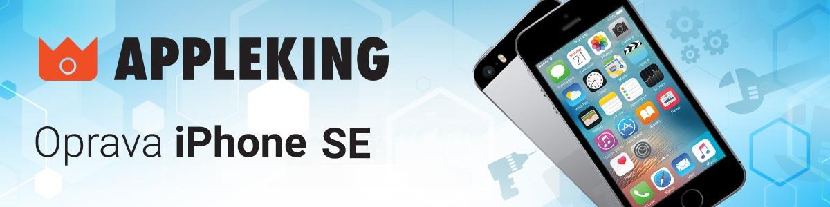 Servis a oprava iPhone SE