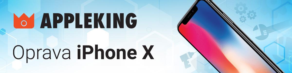 Servis a oprava iPhone X
