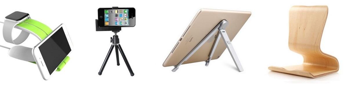 Stativy a stojánky na iPhone, iPad